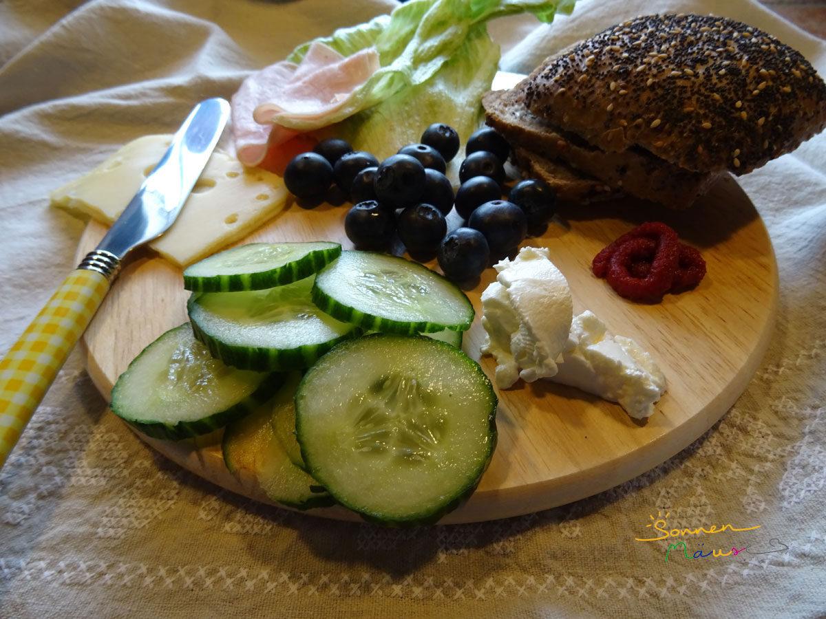 Pausensnack und Brotbox Teil2